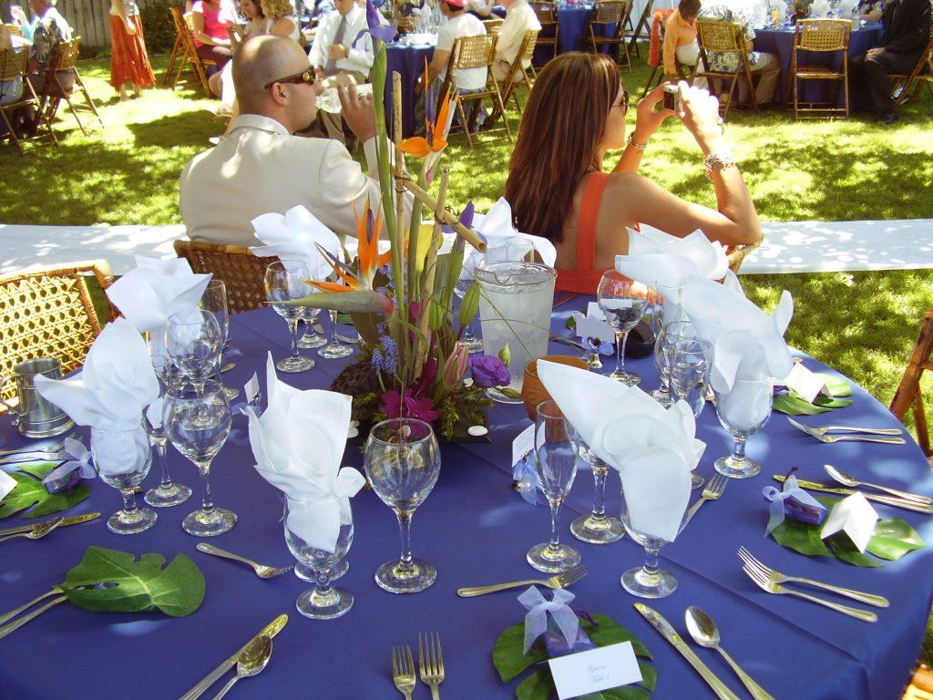 Sacramento's premier special event catering service.
